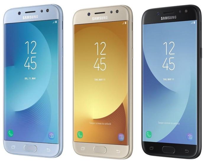 Điện thoại Samsung.Galaxy J7 Pro tặng ốp lưng 1