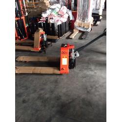 Xe nâng tay điện bán tự động hiệu EPlift - Đức 0915 814 288 Ms Vy