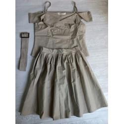 SEt áo và chân váy hàng Quảng Châu loại 1