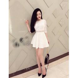 Đầm ren nữ chất lượng