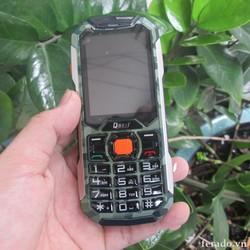Điện thoại  C5000 xanh lá