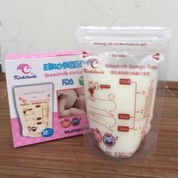 Túi trữ sữa  100ml  Kichilachi Nhật Bản