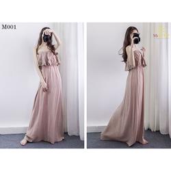 Váy Maxi Dạo Phố Đẹp