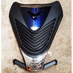 Mặt nạ xe Vision - Màu xanh đậm nền đen mờ