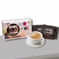 Cà phê giảm cân Thái Lan Idol slim Coffee 10 gói. Phân biệt thật giả