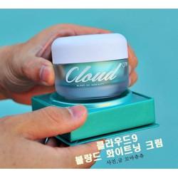 Kem Dưỡng Trắng Da Cloud 9 Blanc De Whitening Cream