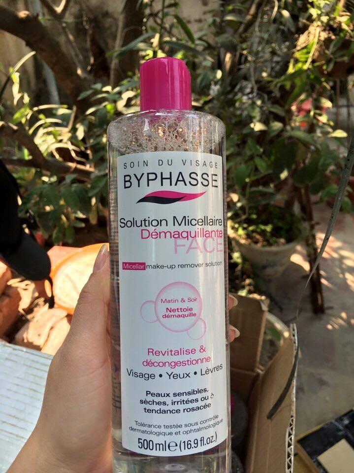 nước tẩy trang Byphasse - 11002