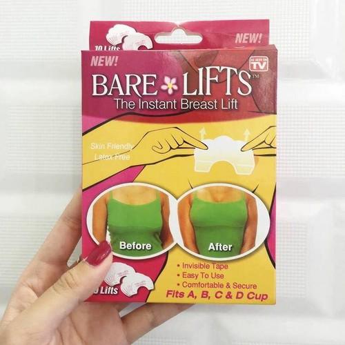 Miếng dán nâng ngực thần thánh Bare Lifts - 5279250 , 8764633 , 15_8764633 , 50000 , Mieng-dan-nang-nguc-than-thanh-Bare-Lifts-15_8764633 , sendo.vn , Miếng dán nâng ngực thần thánh Bare Lifts