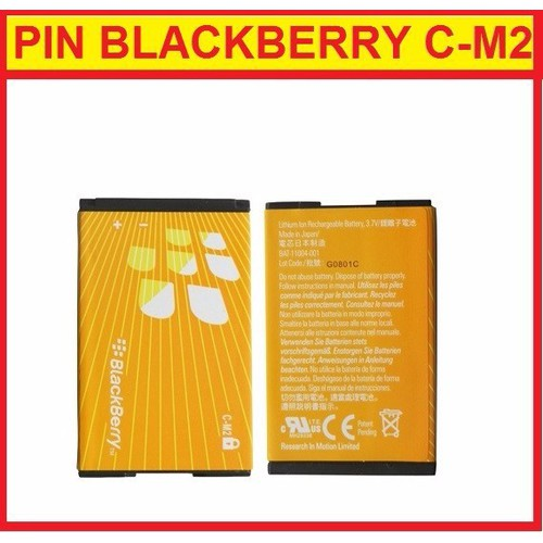 PIN BLACKBERRY 8110