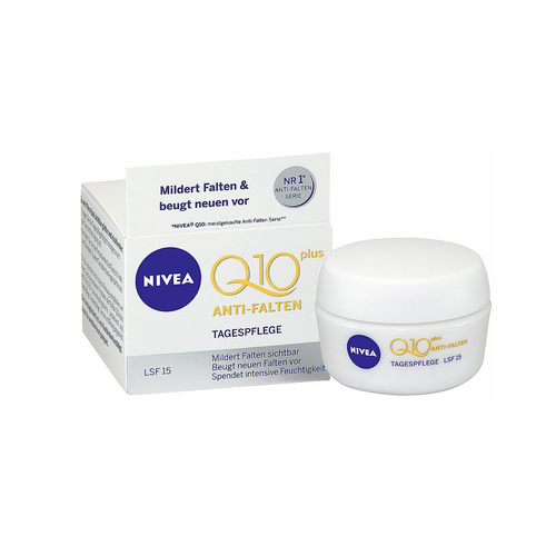 Nivea Q10 Energising Day Cream SPF 15 50ml