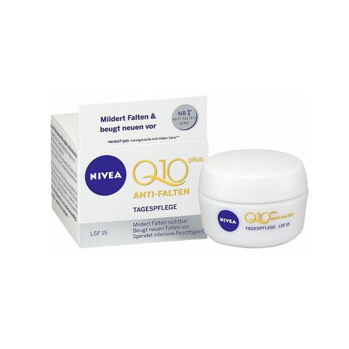 Nivea Q10 Energising Day Cream SPF 15 50ml
