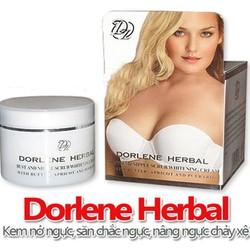 Kem massage nở ngực Dorlene HerBal - Cam Kết Chuẩn Thái