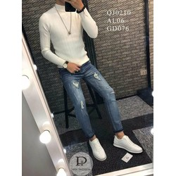 Quần jeans nam skinny đẹp