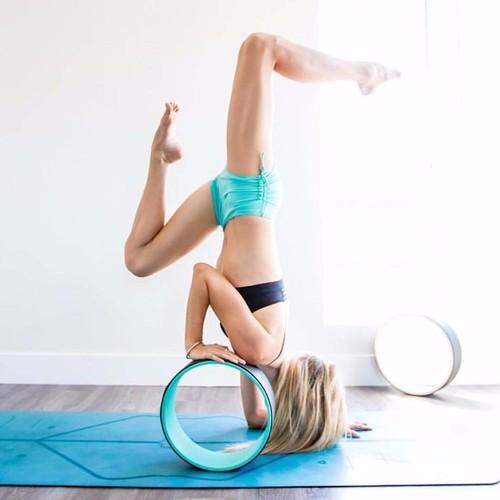 Loại 1 đẹp. Vòng tập Yoga, Yoga wheel