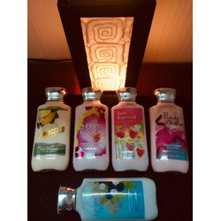Lotion dưỡng da Bath and body works