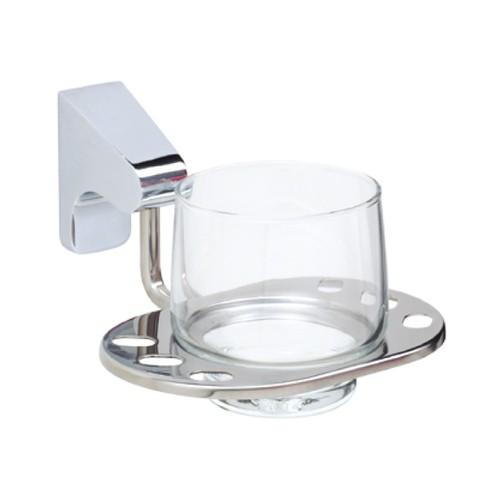 TT-534 - Giá để ly và bàn chải đánh răng - INOX SUS 304