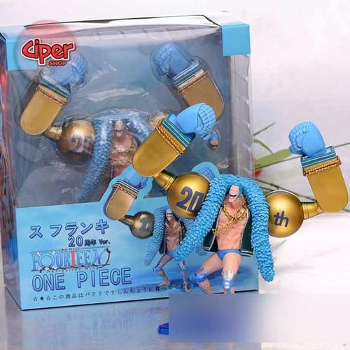Mô hình Franky 20th- Mô hình One Piece - 5285798 , 8778194 , 15_8778194 , 559000 , Mo-hinh-Franky-20th-Mo-hinh-One-Piece-15_8778194 , sendo.vn , Mô hình Franky 20th- Mô hình One Piece