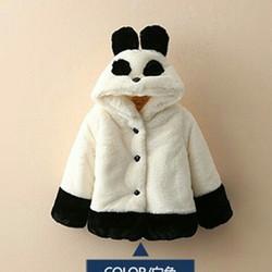 áo khoác lông gấu nhỏ_al12