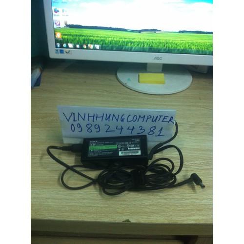 Sạc pin laptop Sony Vaio 19.5V-4.7A