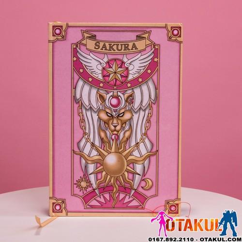Sổ Tay Sakura - Loại Tốt