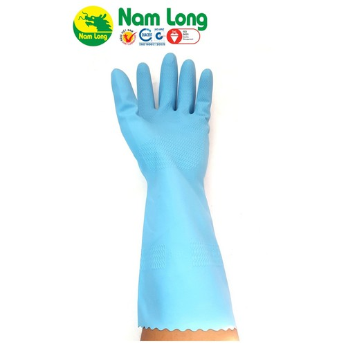 Bộ 5 Găng tay cao su Nam Long