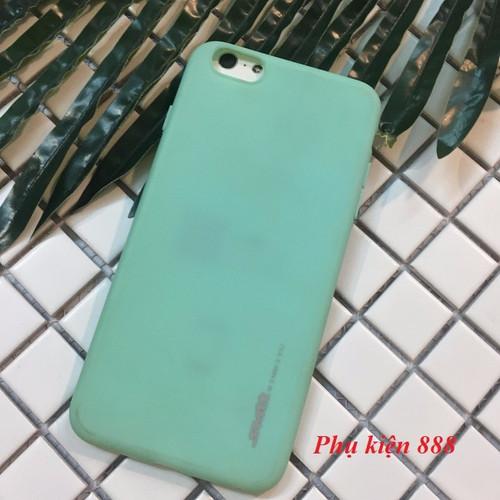 Ốp lưng Iphone 6 Plus silicon dẻo trơn smtt hiệu Remax