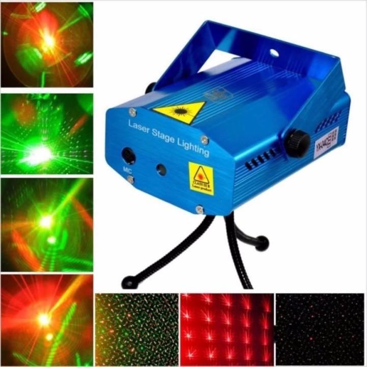 Đèn Laser Sân Khấu - Đèn Laser Sân Khấu 3