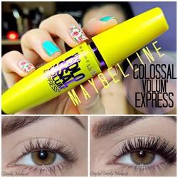 Maybelline Volum Express The Colossal Waterproof Mascara