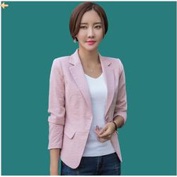 Áo vest Nữ ANN61 màu HỒNG fomr dài chuẩn đẹp NHẬP KHẨU CAO CẤP