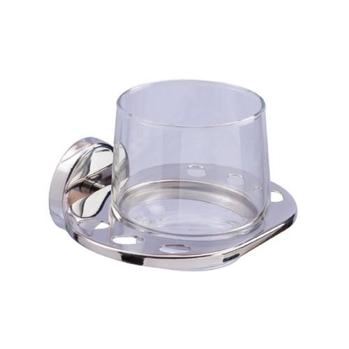 GH-9509 - Giá để ly và bàn chải đánh răng - INOX SUS 304