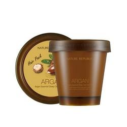 Kem ủ tóc Argan Essential Deep Care Hair Pack