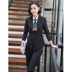 Áo vest nữ ACC87 màu Đen phối viền cổ HÀNG NHẬP KHẨU
