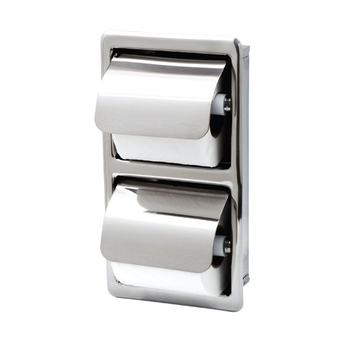 TP-2975 - Lô giấy vệ sinh đôi dọc - INOX SUS 304 - 5284500 , 8775464 , 15_8775464 , 2040000 , TP-2975-Lo-giay-ve-sinh-doi-doc-INOX-SUS-304-15_8775464 , sendo.vn , TP-2975 - Lô giấy vệ sinh đôi dọc - INOX SUS 304