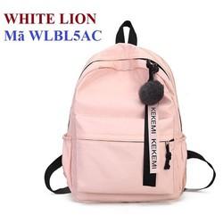 BALO ĐI HỌC CÁ TÍNH WHITELION - WLBL5AC