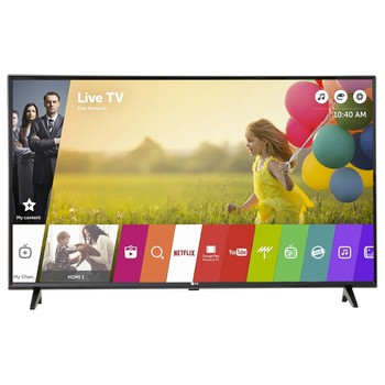 Nên mua Smart Tivi LG 4K 43 inch 43UJ632T – 43UJ632T ở CTY TNHH ĐIỆN MÁY TÂN TẠO