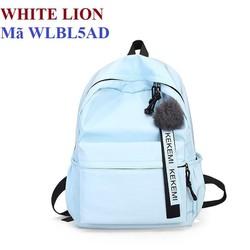 BALO ĐI HỌC CÁ TÍNH WHITELION - WLBL5AD