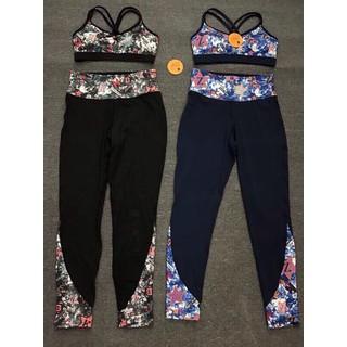 Bộ quần áo thể thao tập gym yoga - BTTHT thumbnail