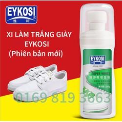 Xi trắng xóa vết ố giày dépphiên bản mới