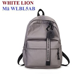 BALO ĐI HỌC CÁ TÍNH WHITELION - WLBL5AB