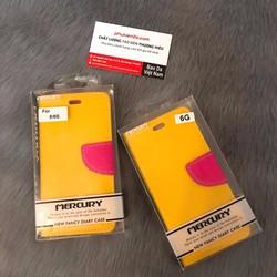 Bao da Iphone 6,6S Mercury New Fancy