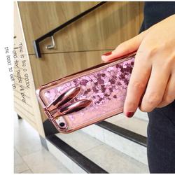 Ốp lưng Tai thỏ nước kim tuyến siêu kute cho iPhone 6s