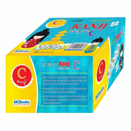 Bộ Thẻ Học Kanji Thông Dụng C - 4423947 , 8787369 , 15_8787369 , 230000 , Bo-The-Hoc-Kanji-Thong-Dung-C-15_8787369 , sendo.vn , Bộ Thẻ Học Kanji Thông Dụng C