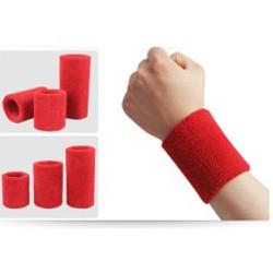 Băng cổ tay chơi thể thao loai 10 cm nhiều màu