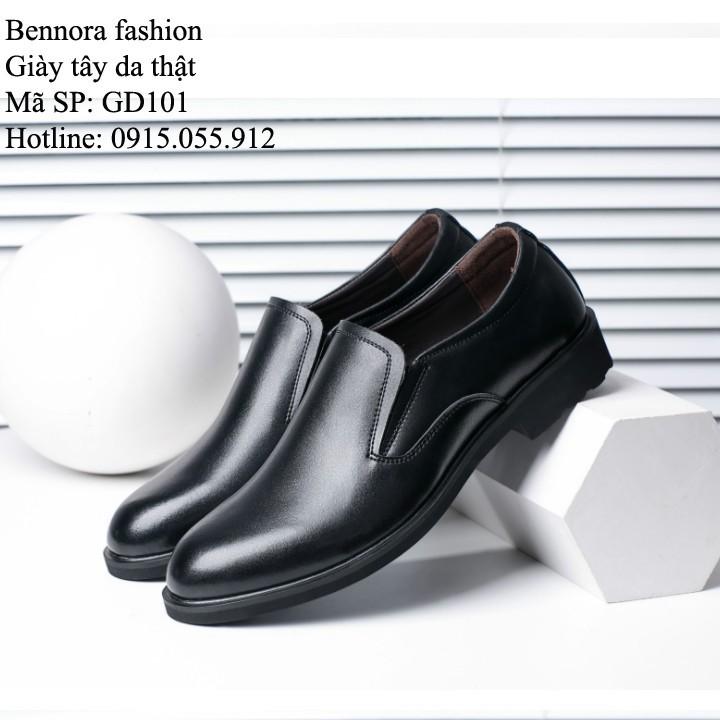 Giày Tây da thật - Sang Trọng, Lịch Lãm, mẫu mới nhất 7