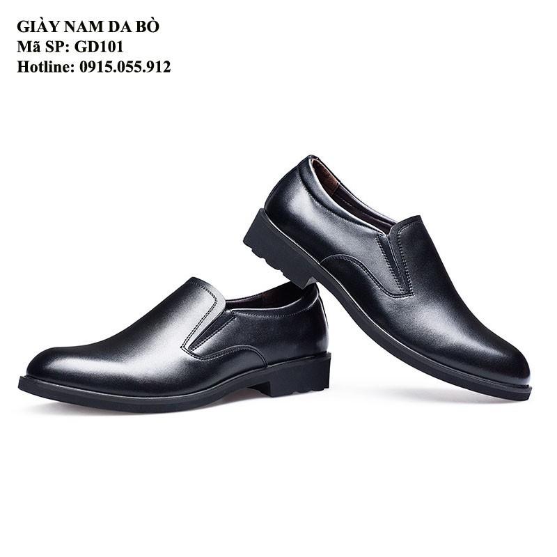 Giày Tây da thật - Sang Trọng, Lịch Lãm, mẫu mới nhất 6