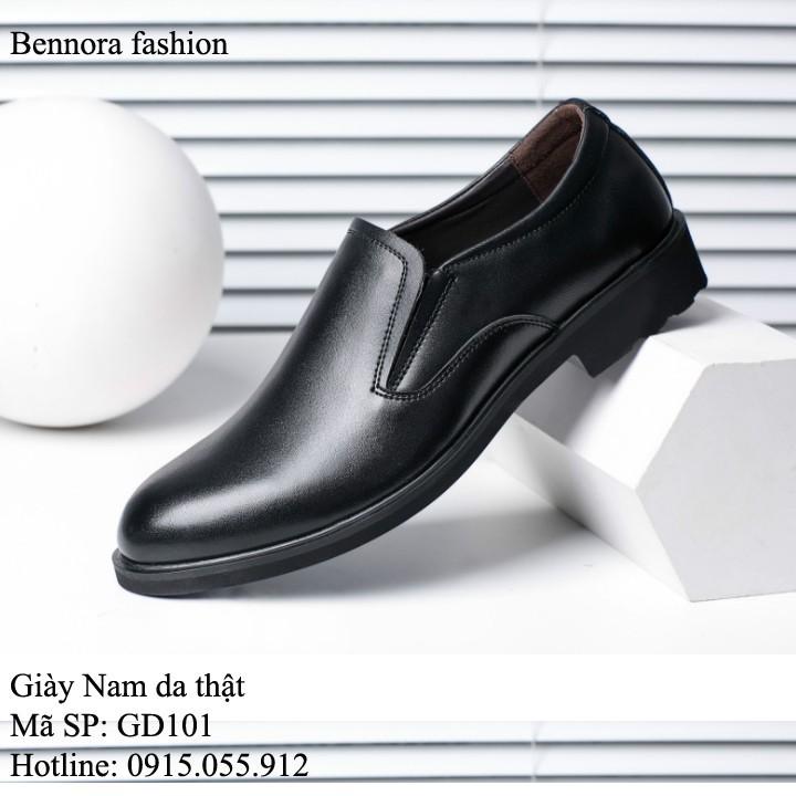 Giày Tây da thật - Sang Trọng, Lịch Lãm, mẫu mới nhất 10