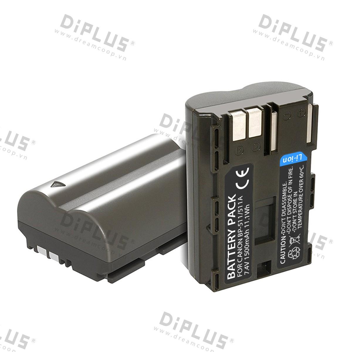 DreamCoop: Pin máy ảnh Canon BP-511A Canon 50D 40D 30D 20D 5D BP511 - Pin BP511 | Sendo.vn