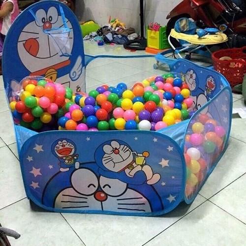 Lều bóng tặng kèm 100 quả bóng nhựa