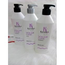 Dầu gội Kerasys Hair Clinic System Hàn Quốc