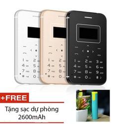 Điện thoại mini x8 nhỏ gọn tặng sạc dự phòng
